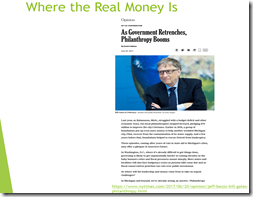 NISO presentation - where the real money is